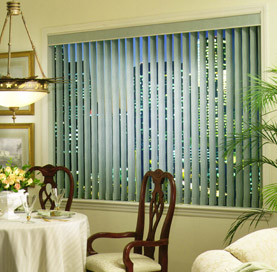 Window Concepts Vertical Blinds